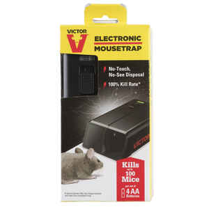 Victor  Electronic  Animal Trap  For Mice 1 pk