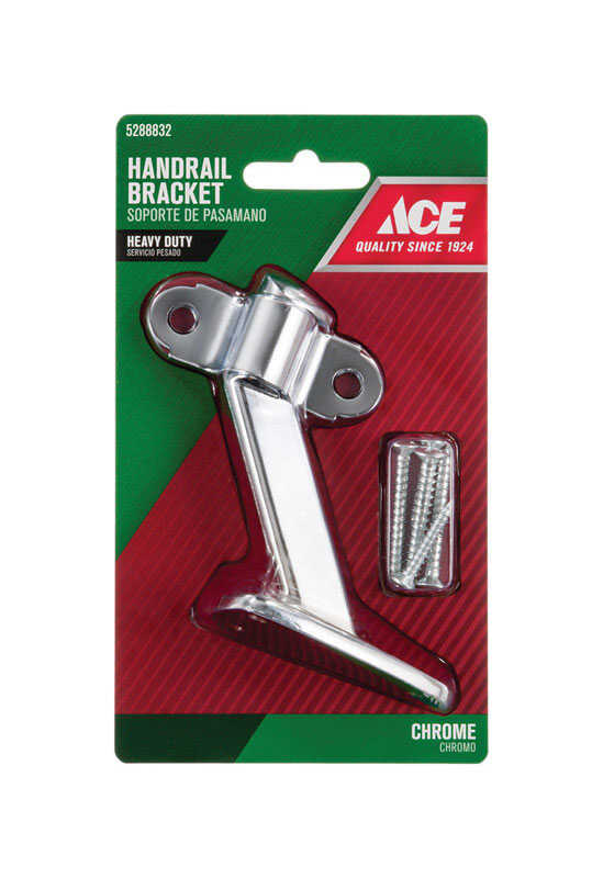 Ace  Steel  Heavy Duty Hand Rail Bracket