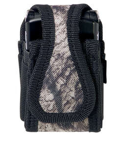 CLC  1  Polyester  4.3 in. H x 2.3 in. L Camouflage  Cell Phone Holder