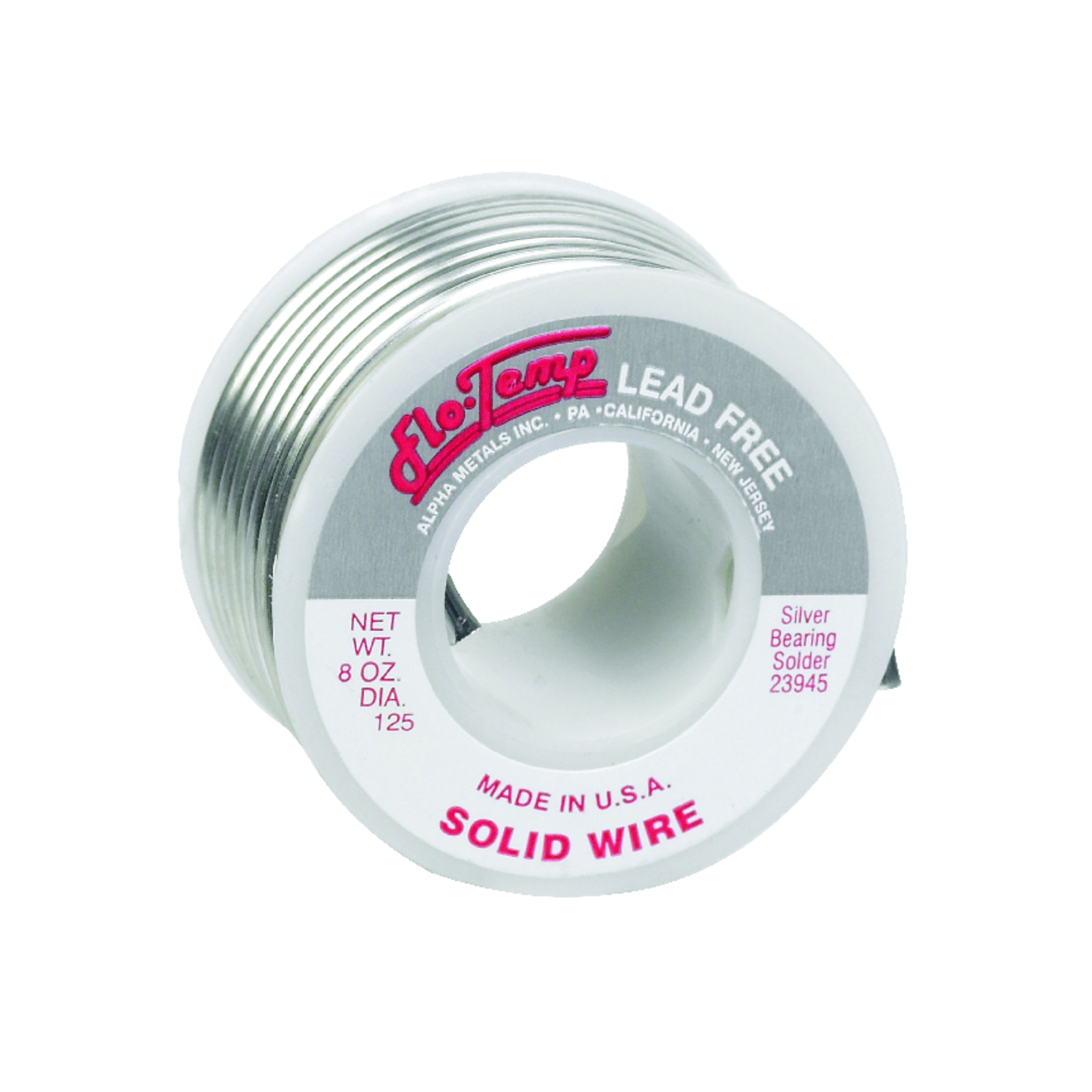 UPC 031427239452 - Alpha Fry(r) Flo-Temp Lead-Free Solid Wire Solder ...