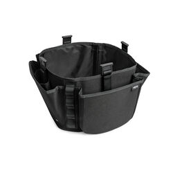 YETI  LoadOut  0 cups Bucket Belt  Black
