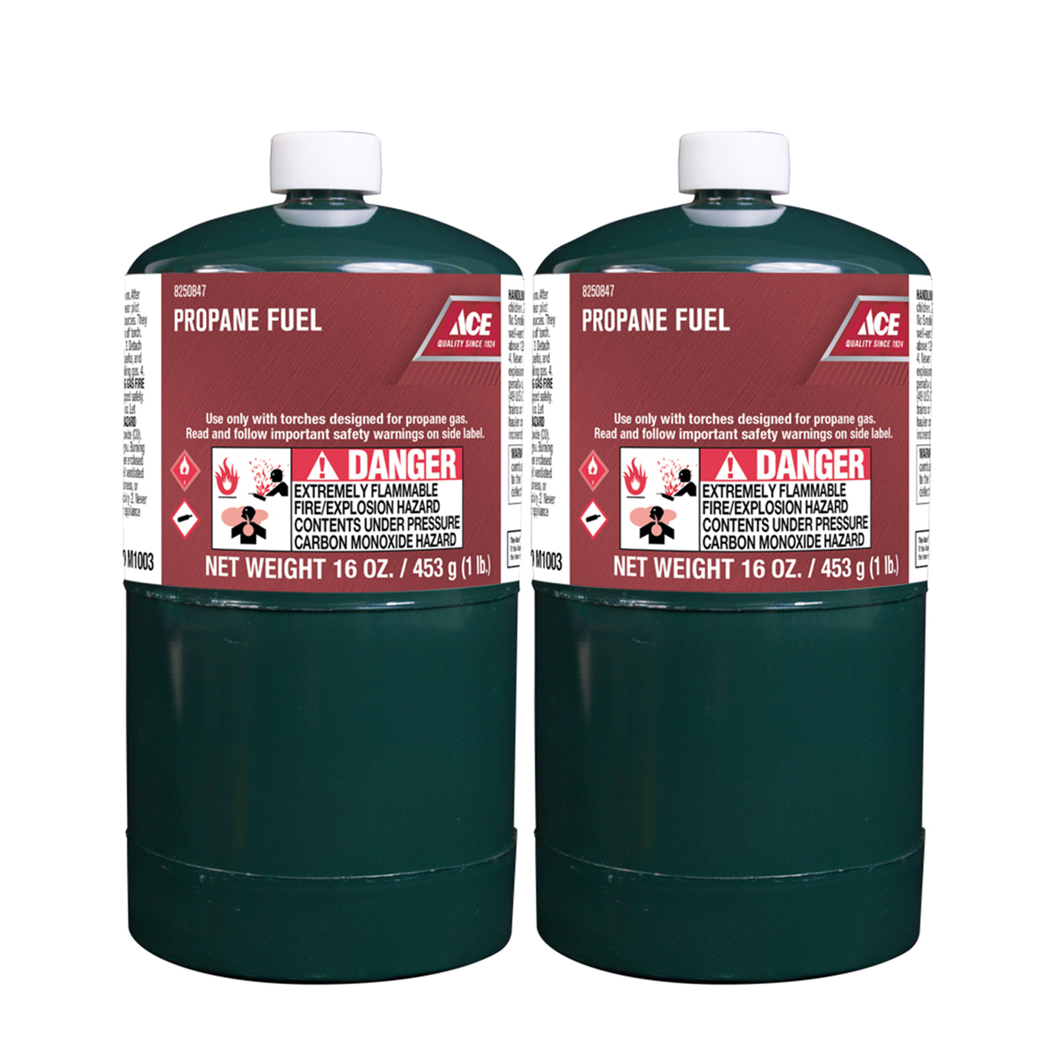 Ace  Steel  Propane Fuel Cylinder