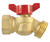 BK Products ProLine 1/2 in. FIP x 3/4 in. Hose Brass Hose Bibb