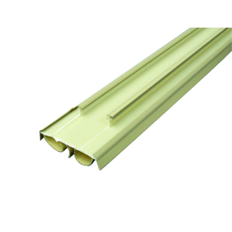 M D Building Products Beige Vinyl Door Bottom 1 3/4 In. X 36