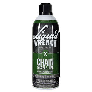 Liquid Wrench  Chain and Cable Lubricant  11 oz. Can