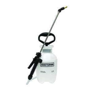 Craftsman  Adjustable Spray Tip Tank Sprayer  1 gal.