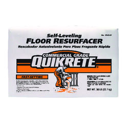 Quikrete  Self-Leveling  Concrete Resurfacer  50 lb.