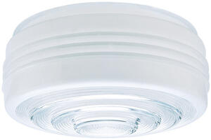 Westinghouse  Drum  White  Glass  Shade  6 pk