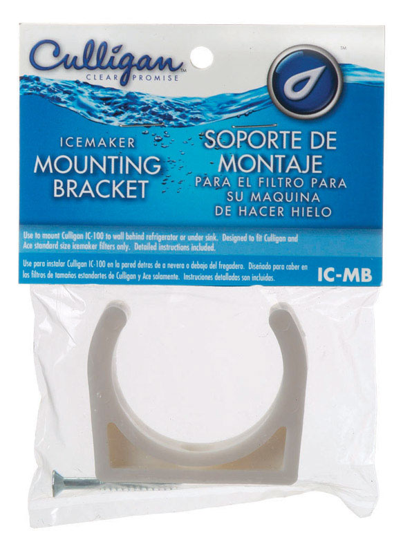 Culligan  Clear Promise  Ice-Maker Mounting Bracket  For Refrigerator