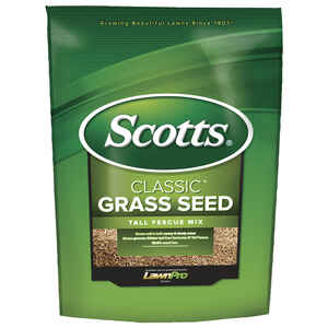 Scotts  Classic  Tall Fescue  Grass Seed  20 lb.