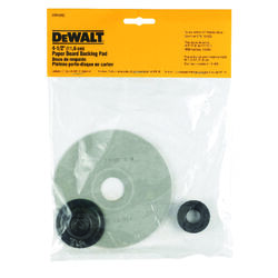 DeWalt  4-1/2 in. Dia. Paperboard  Backing Pad  5/8 in.-11  16000 rpm 1 pc.