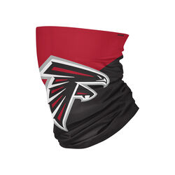Foco  Atlanta Falcons  Gaiter Scarf  Face Mask  1 pk