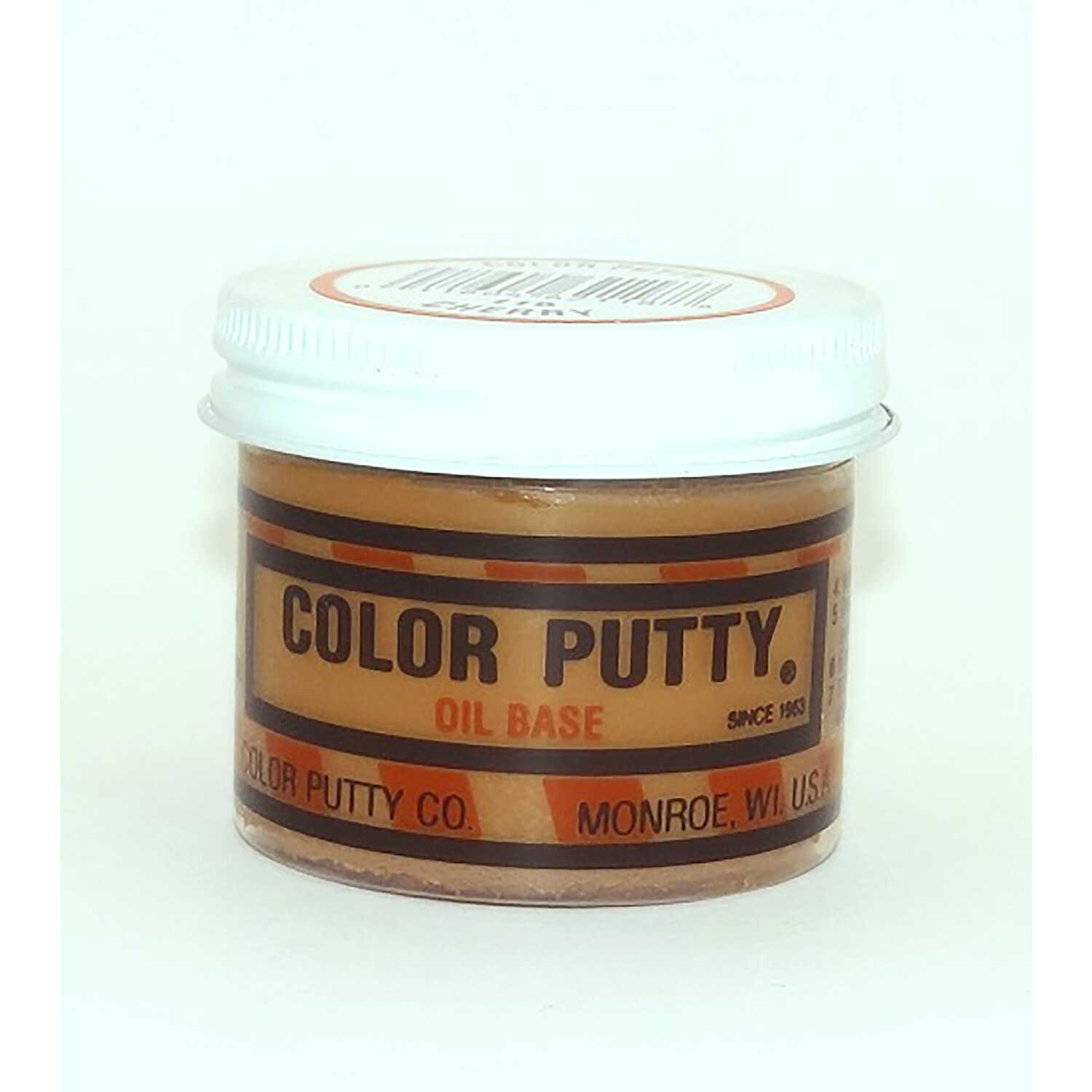Color Putty  Cherry  Wood Filler  3.68 oz.