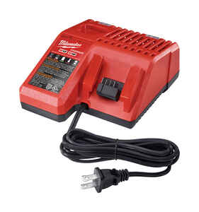 Milwaukee  M18/M12  18 volt Battery Charger  1 pc. Multi-Voltage  Lithium-Ion