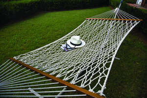 Castaway  52 in. W x 52 in. L 1 person  Hammock