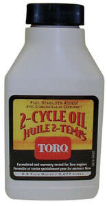 Toro  All  2 Cycle Engine  Motor Oil  2.6 oz.