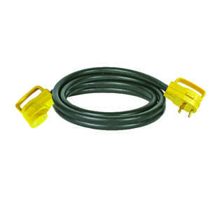 Camco  Power Grip  Extension Cord  1 pk