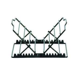 Harold Import  Metal  Roasting Rack  Gray