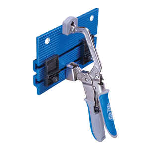 Kreg  Automaxx  3 in.  x 3 in. D Clamp Vise  450 lb. 1 pc.