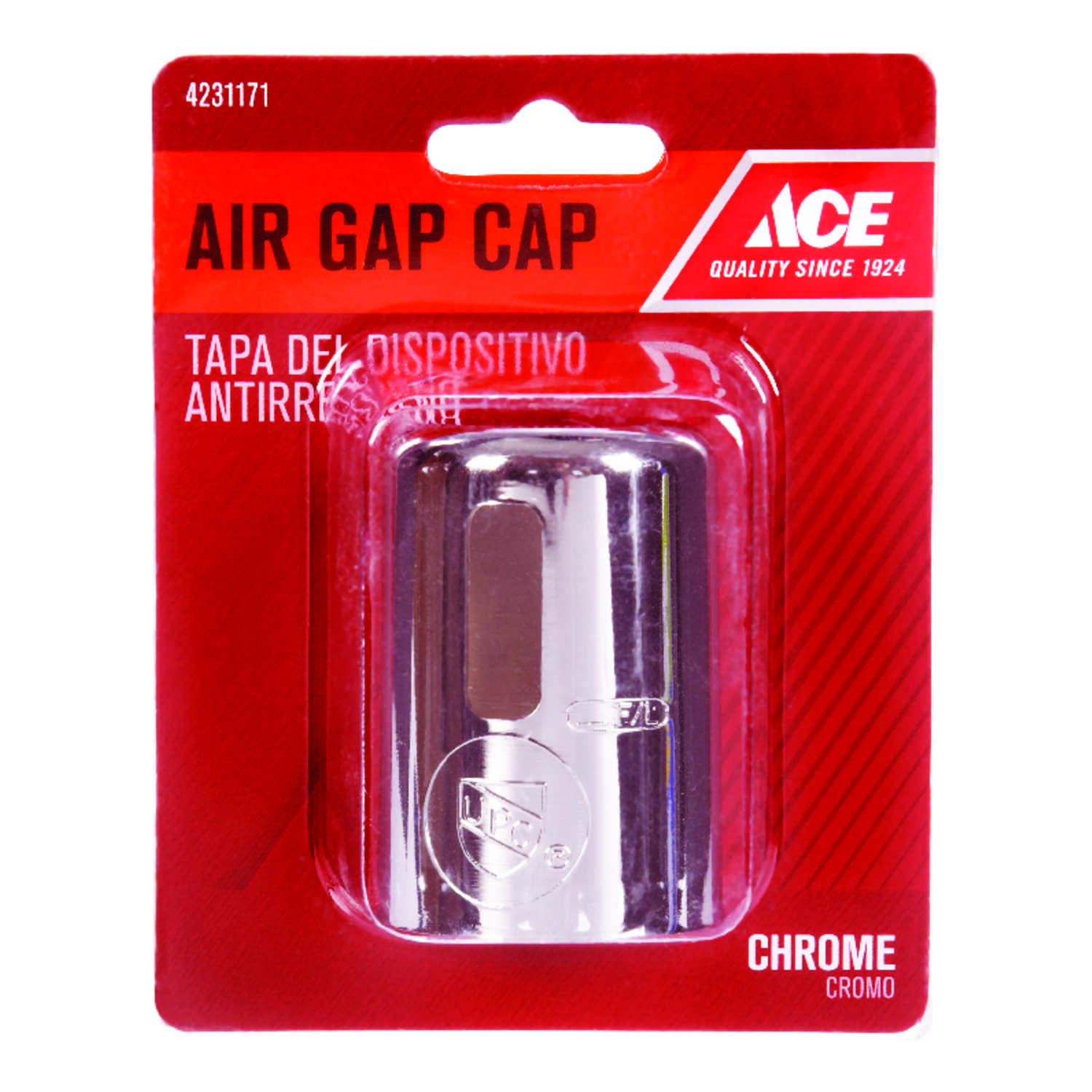 Ace  Chrome  Air Gap Replacement Cap