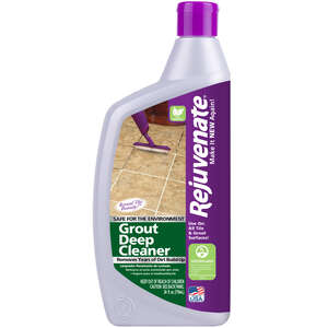 Rejuvenate  No Scent 24 oz. Grout Cleaner  Bottle