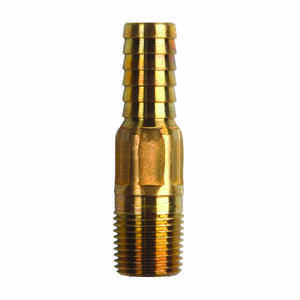 Campbell  Red Brass  Male Adapter  1/2 in.  x 2.25 in. L