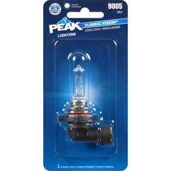 Peak  Classic Vision  Halogen  High/Low Beam  Automotive Bulb  1157