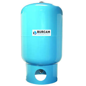 Burcam  21 gal. Pre-Charged Vertical Pressure Well Tank  32 in. H x 16 in. W