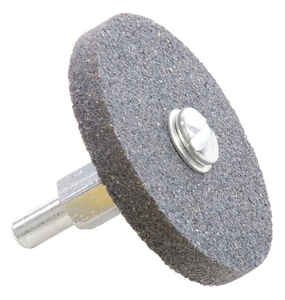 Forney  2 in. Dia. x 1/4 in.  Mounted Grinding Wheel  3450 rpm 1 pc.