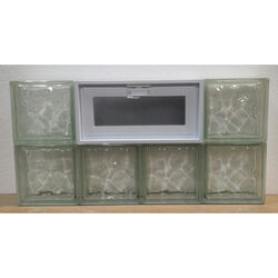 Clear Choice  16 in. H x 32 in. W x 3 in. D Nubio  Vented Panel