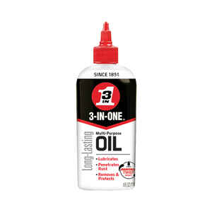 3-IN-ONE  General Purpose  Multipurpose Oil  4 oz.