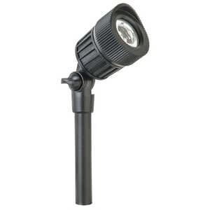 Paradise  Black  Low Voltage  LED  Spot Light  1  5 watts
