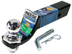 Reese Towpower 600 lb. capacity Trailer Hitch Starter Ball Mount Kit