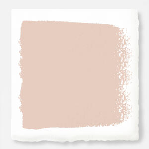 Magnolia Home  by Joanna Gaines  Satin  Ella Rose  Ultra White Base  Acrylic  Paint  Indoor  1 gal.