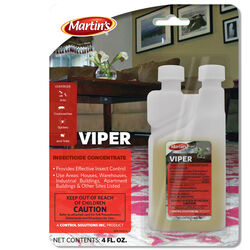 Martin's  Viper  Liquid Concentrate  Insect Killer  4 oz.