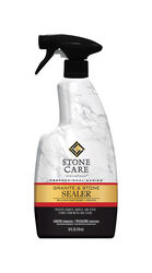 Stone Care  No Scent Granite and Stone Sealer  24 oz. Liquid