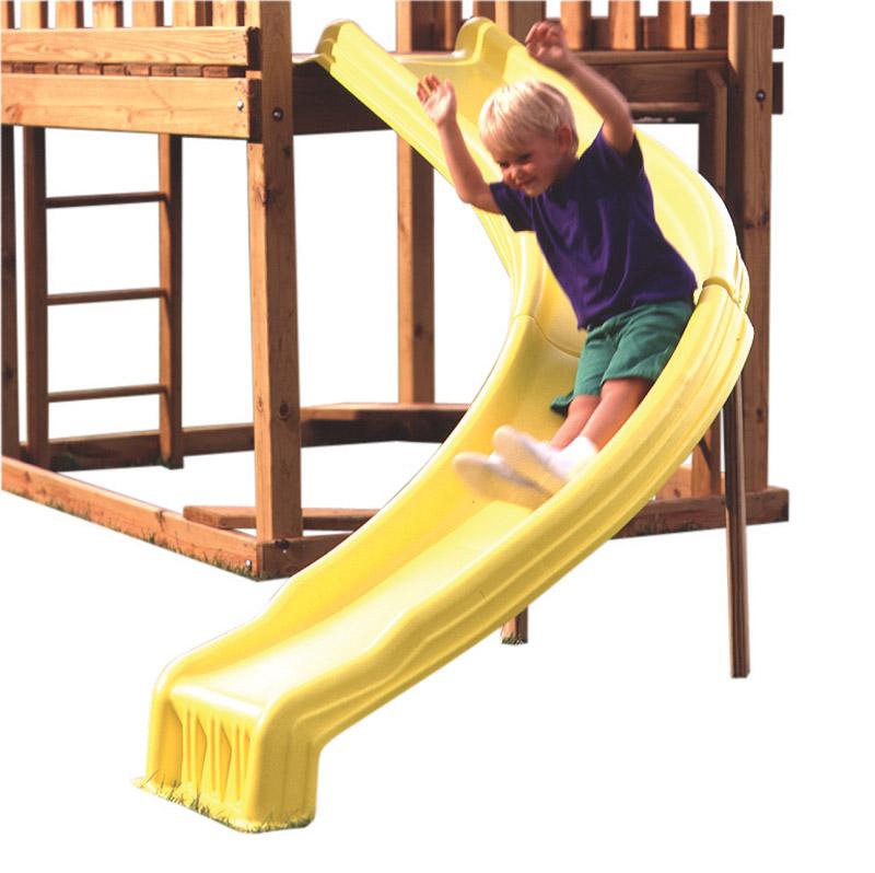 Swing-N-Slide Polyethylene Slide