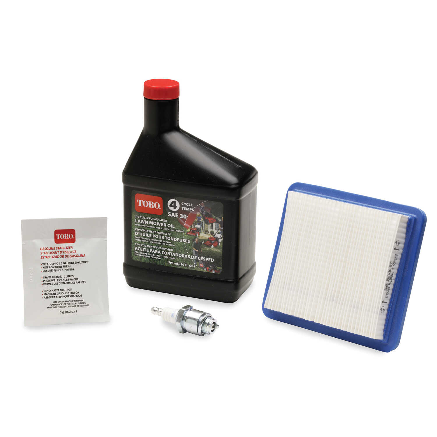 Toro Tune-Up Kit 1 pc  - Ace Hardware