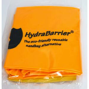 HydraBarrier  Orange  Reusable Bag  6 ft. L x 9 in. W x 4 in. H