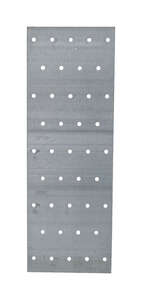 Simpson Strong-Tie  9 in. 0.04 in. 3.1 in. Galvanized  Steel  Tie Plate