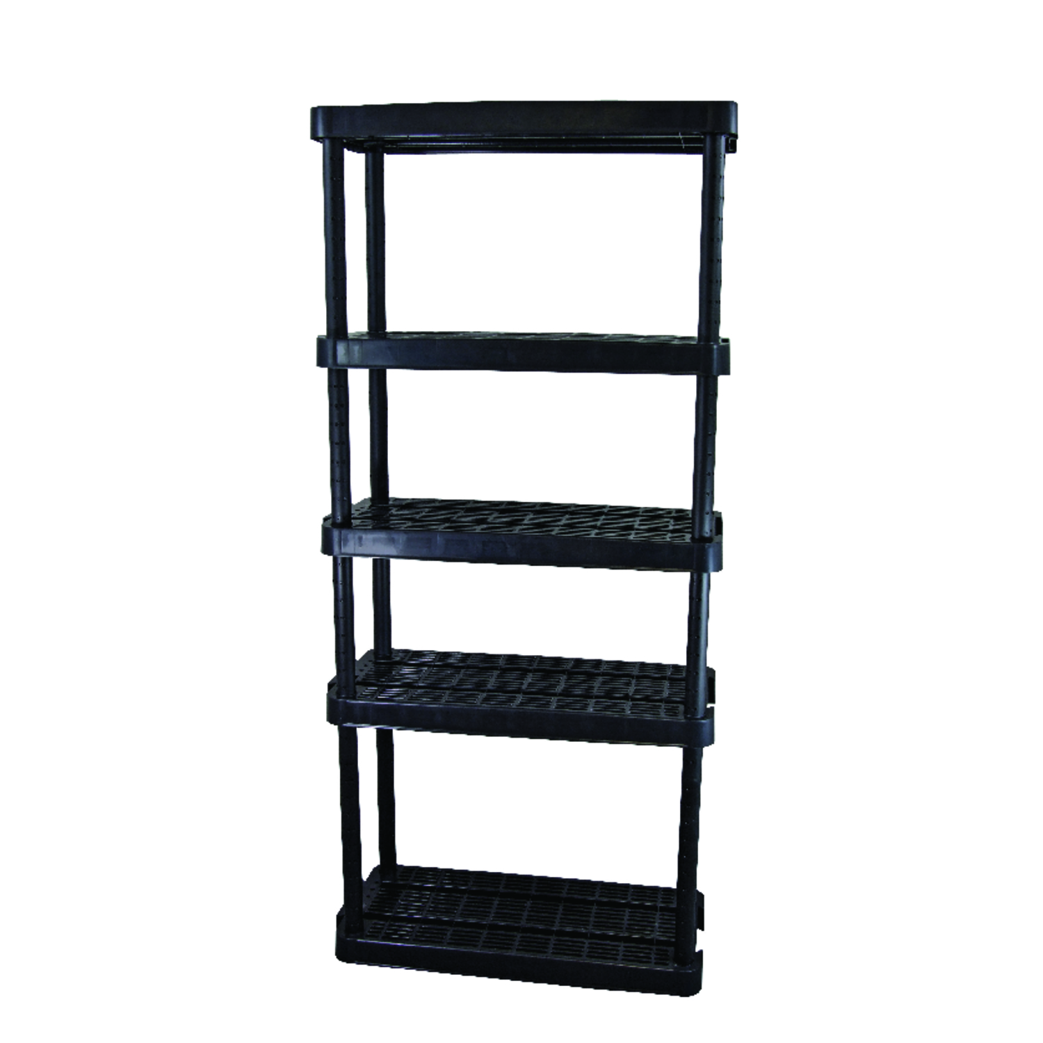 Maxit  32 in. W x 14 in. D x 72 in. H Shelving Unit  Resin