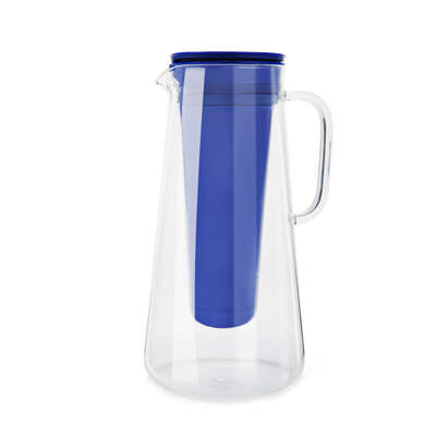 LifeStraw Home 7 cups Blue Water Filter Pitcher