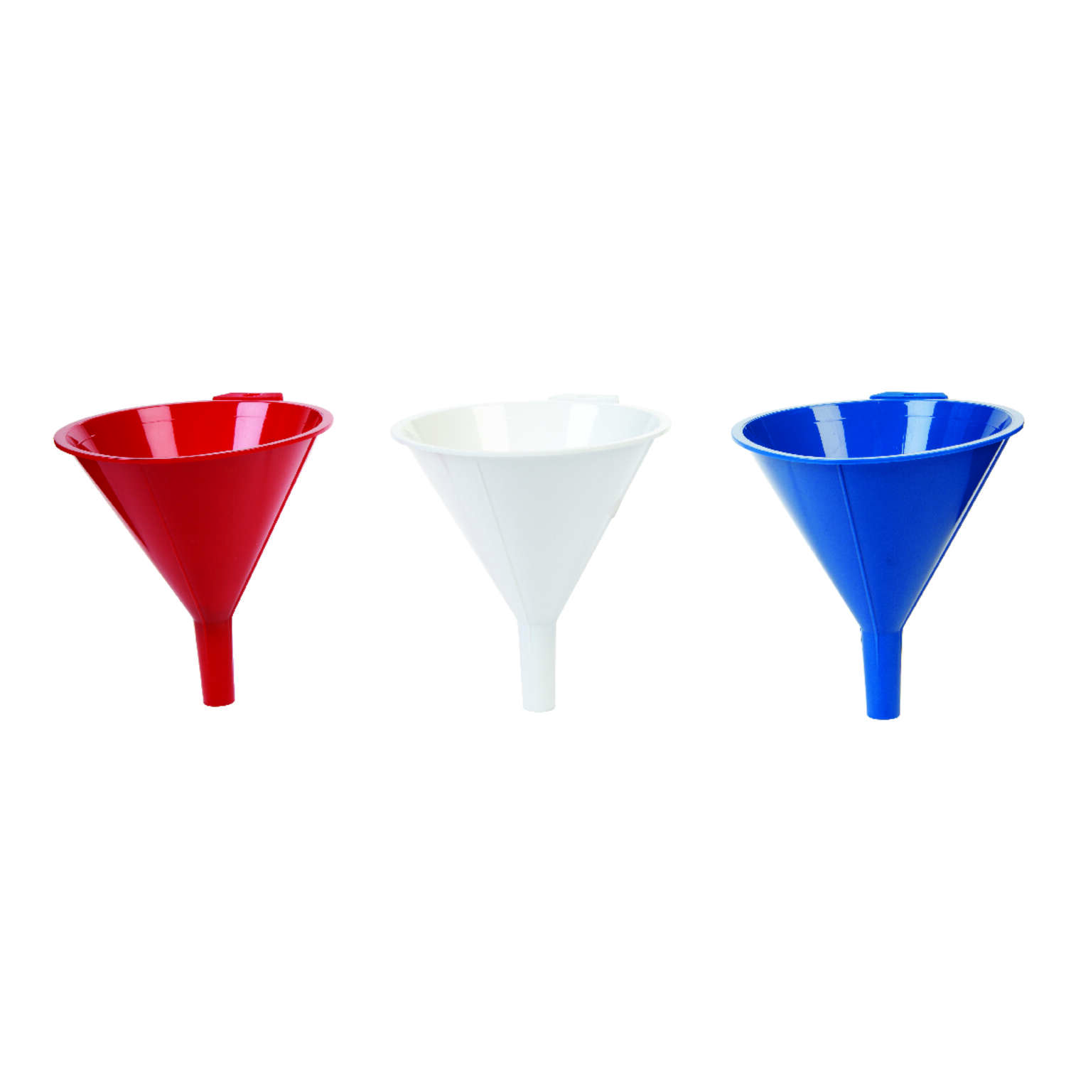 Arrow Assorted Polyethylene Funnel