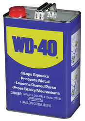 WD-40  General Purpose  Lubricant  1 gal.