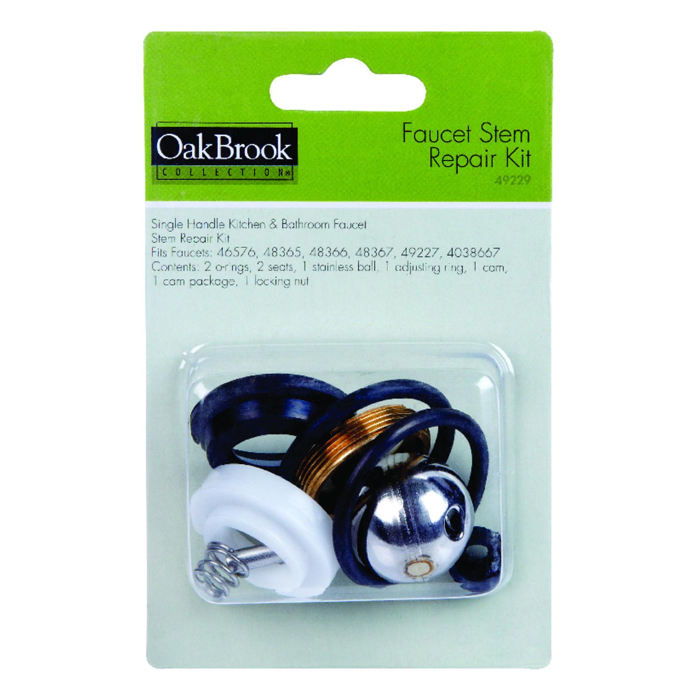 OakBrook Plastic/Rubber Faucet Stem Repair Kit - Ace Hardware