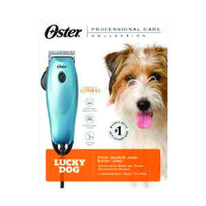 Oster  For Dog Blue  1  Hair Clipper Kit