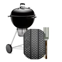 GrillGrate  For Weber Kettle 22 and all 22.5 Diameter Grills  GrillGrate Set  20 in. L x 15.38 in. W