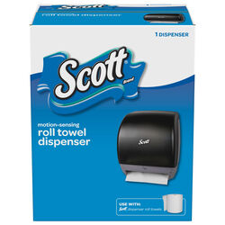Scott  Hard Towel Dispenser  1 each