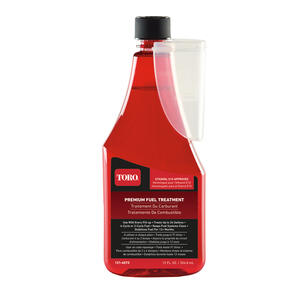 Toro  Premium  Gasoline  Fuel Treatment  12 oz.