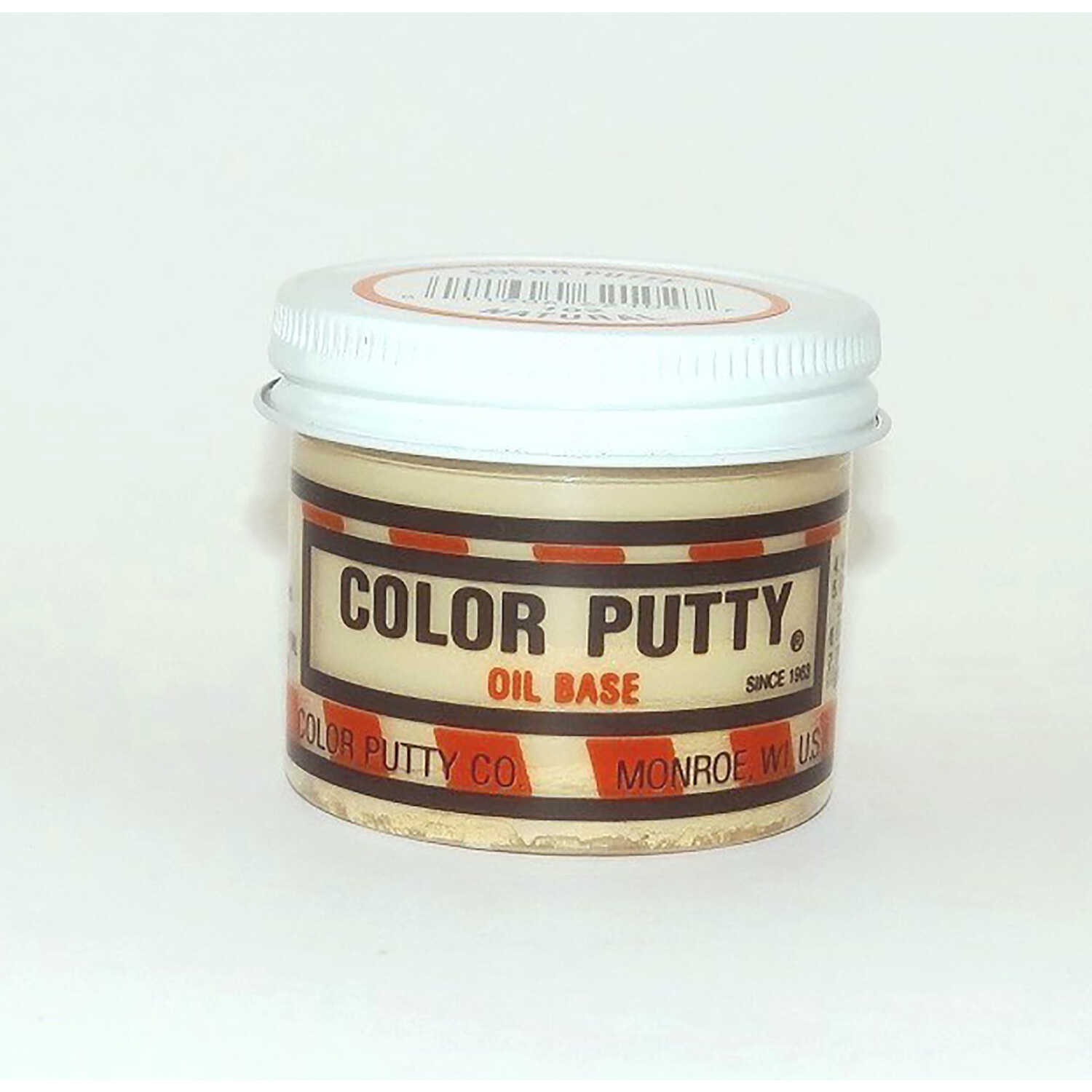Color Putty  Natural  Wood Filler  16 oz.